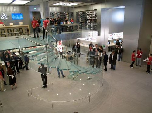 Michel De Guilhermier 39 S Blog Apple Store Carrousel Du