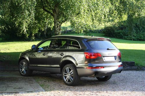 michel de guilhermier 39 s blog vente audi q7 3 0 tdi juin 2006 7 places. Black Bedroom Furniture Sets. Home Design Ideas
