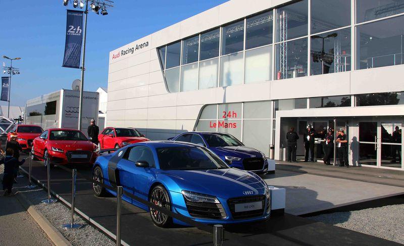 Extérieur Racing Arena 3 - copie