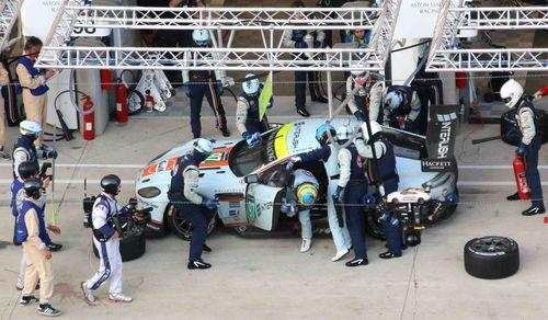 Aston Martin 97 changement pilote - copie