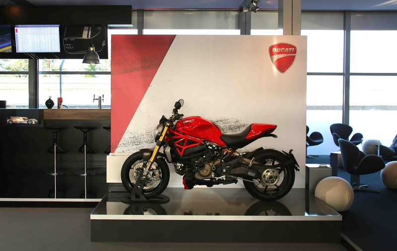Ducati Racing Arena - copie