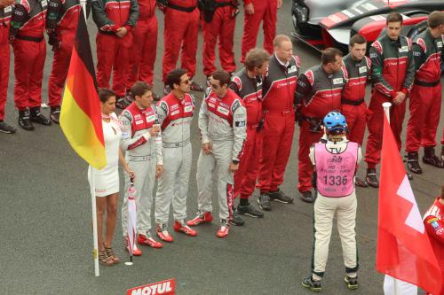 Présentation Equipe Audi Couilles