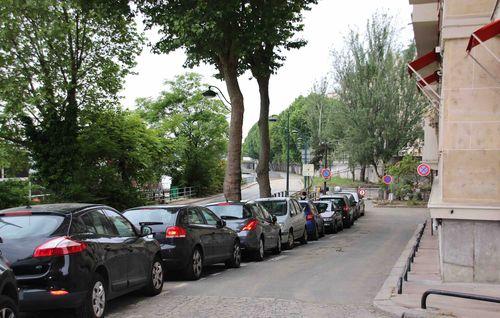 Parking APrès