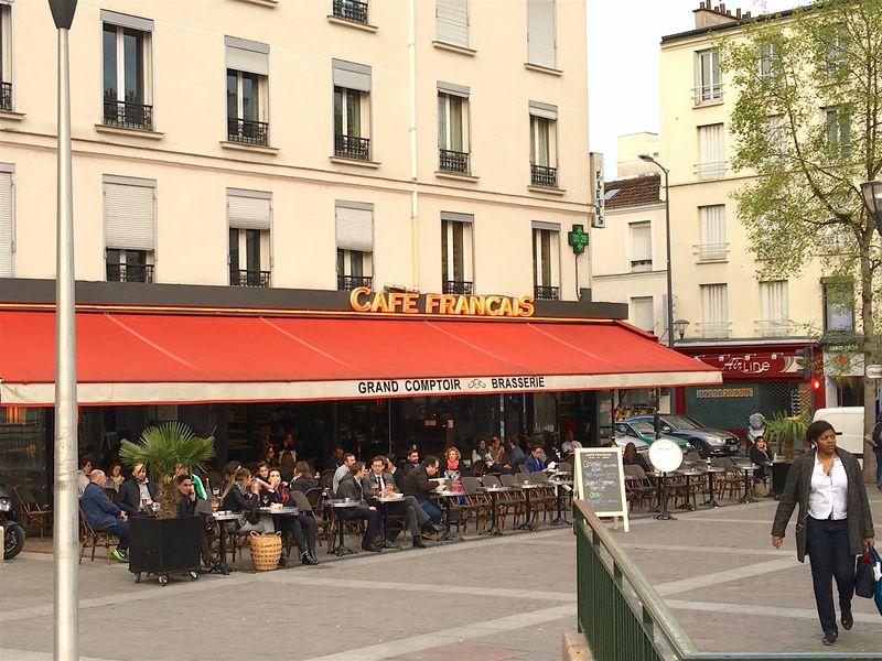 CS Café Français