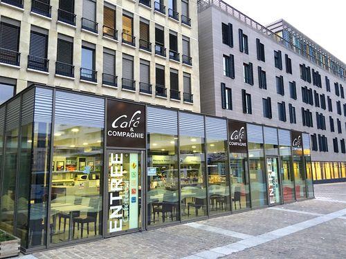 CS Caféteria Extérieure
