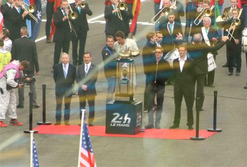 Ceremonie Depart 1