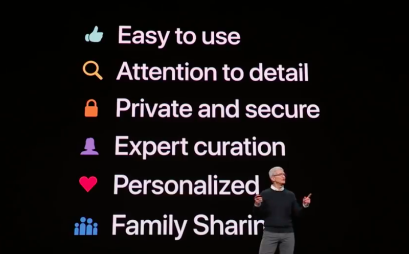 Apple Services Value Prop
